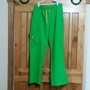 Wonder Wink Four-Stretch scrub pants
